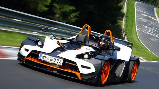 Австрийцы готовы начать продажи 300-сильной гоночной модели X-Bow R