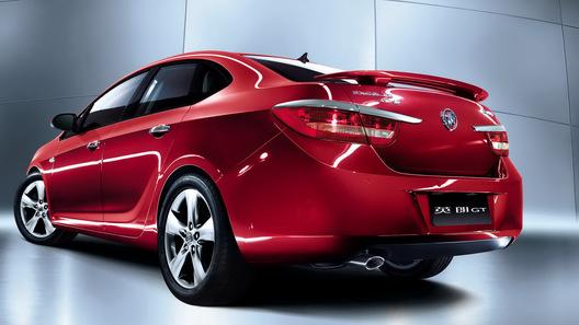 GM практически рассекретил внешность нового седана Opel Astra