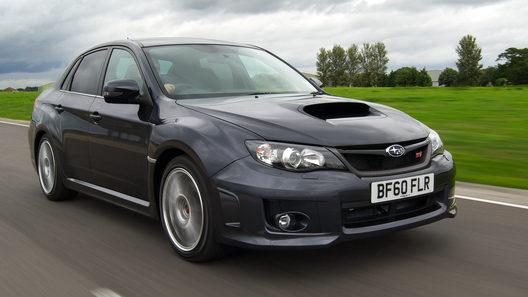 Новая версия Subaru WRX лишится части своего названия