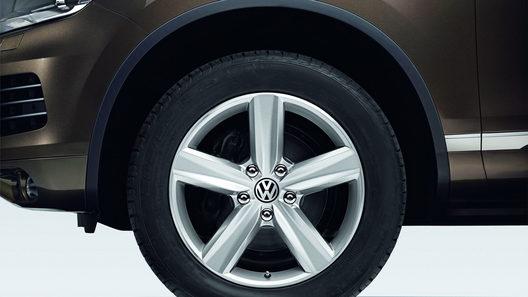 Volkswagen расширяет линейку Touareg моделью Exclusive Edition