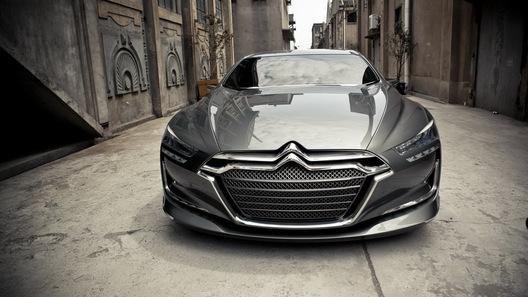 Citroen намерен построить большой седан DS9 специально для Китая