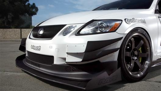 Lexus выставит на SEMA Show сразу 5 гибридов