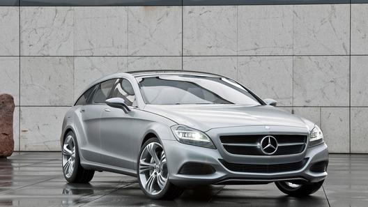 Подтвержден запуск в производство Mercedes CLS Shooting Brake