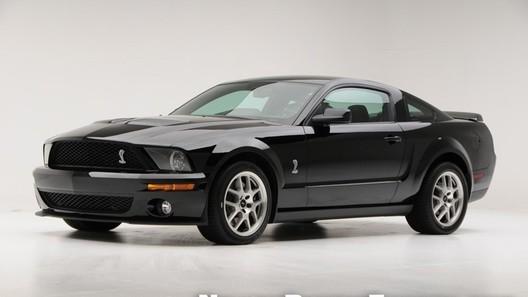 Ford Mustang получил 1000-сильный мотор