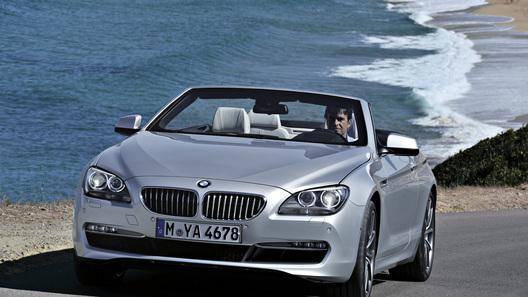 Премьера кабриолета BMW 6 серии прошла мимо Лос-Анджелеса