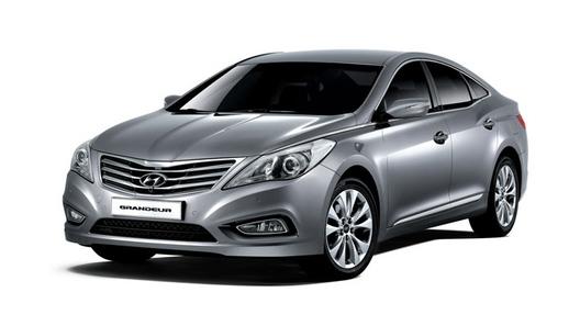 Официально подтвержден облик будущего Hyundai Grandeur