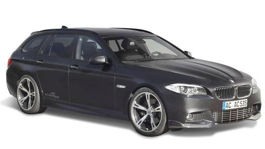 Немцы прокачали универсал BMW 5 серии