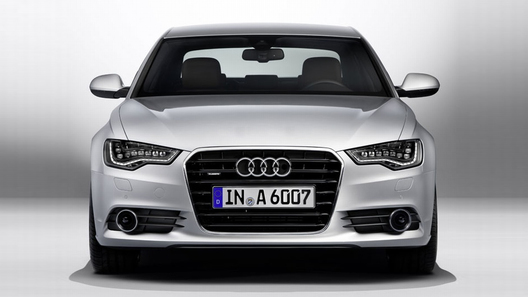 Российские цены на новый седан Audi A6 начинаются от 1 850 000 рублей