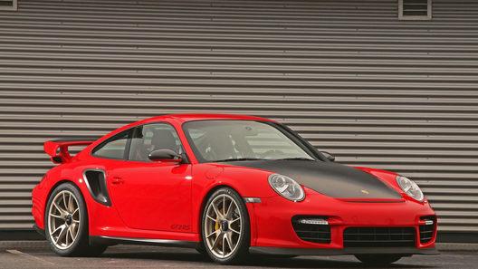 В Wimmer RS пришпорили Porsche 911 GT2 RS
