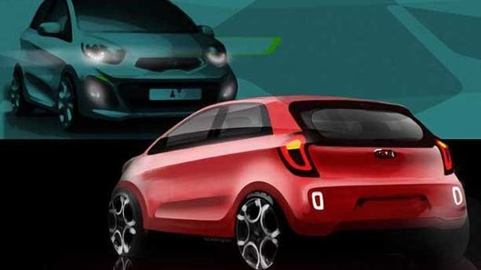 В Kia определились с обликом новой Picanto
