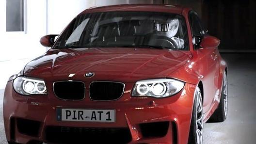 Облик BMW 1 Series M Coupe приоткрыли видео-тизером