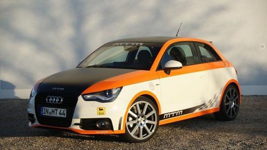 В МТМ приготовили целую серию апгрейдов для Audi A1