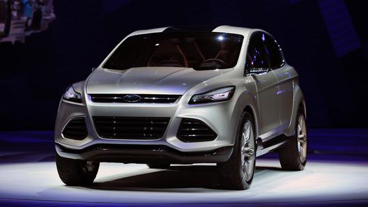 Ford продемонстрировал замену моделям Escape и Kuga