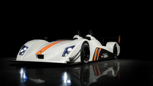 Caterham представили собственный гоночный прототип