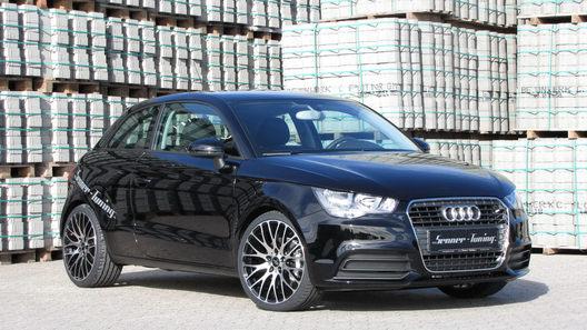 Немецкие тюнеры добавили мощности компактному хэтчбеку Audi A1