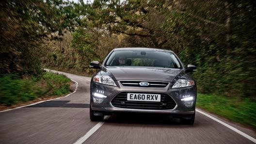 Обновленный Ford Mondeo: везет же людям