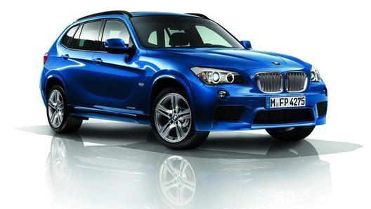В Cеть просочились изображения BMW X1 в М-пакете