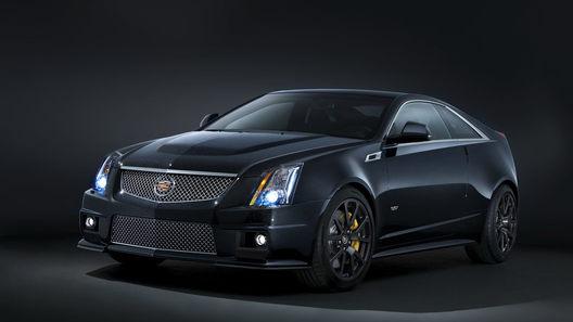 Самый быстрый Cadillac CTS-V тоже