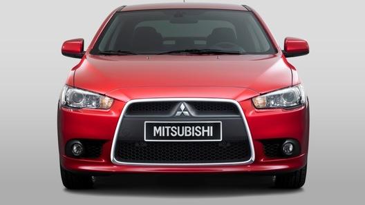 Mitsubishi слегка освежила облик своего Lancer X