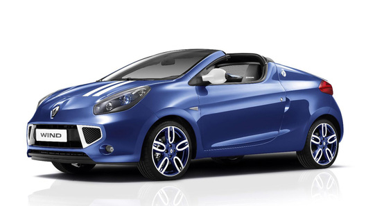 Renault Wind Gordini обойдется без приставки RS