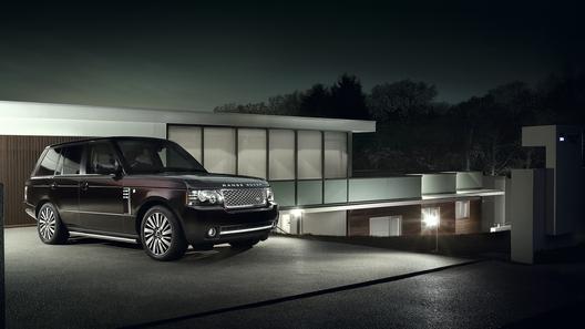 Land Rover привезет в Женеву уникальный внедорожник