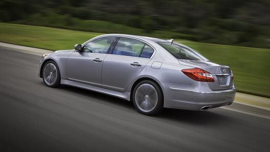 Hyundai Genesis после рестайлинга получил спортивную версию