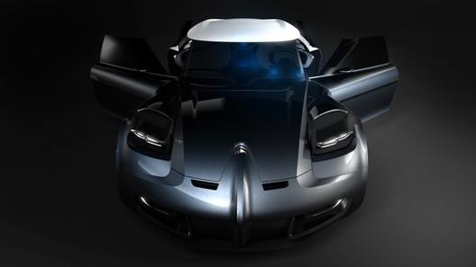 Citroen показал концепт 2019 модельного года