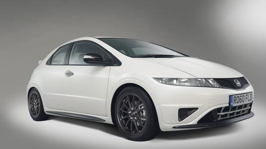 Европа увидит особое исполнение Honda Civic