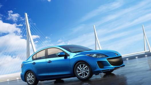 Премьера обновленной Mazda3 состоится в Канаде