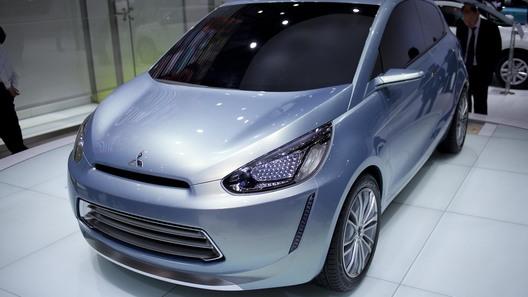 Mitsubishi показала в Женеве маленький, но глобальный концепт