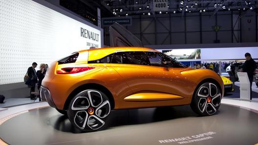 Renault привезет в Москву прототип нового кроссовера