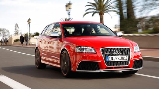 Тестируем самый быстрый хэтчбек на планете Земля Audi RS 3 на серпантинах Монако