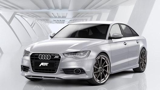 Для нового Audi A6 уже предлагают тюнинг-программу