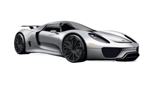 Porsche принимает заказы на гибридный суперкар за 645 тысяч евро