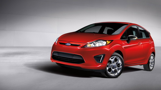 Расширены возможности индивидуализации Ford Fiesta