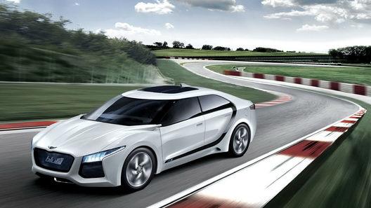 Hyundai возвращается к теме водородных двигателей