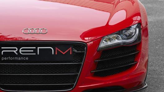 Австралийские тюнеры представили свою точку зрения на Audi R8
