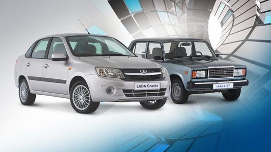 Продажи Lada Granta начнутся в декабре