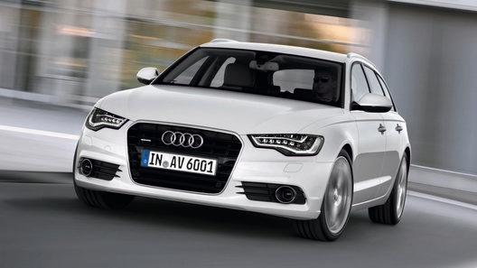 Audi объявила российские цены на новое поколение A6 Avant