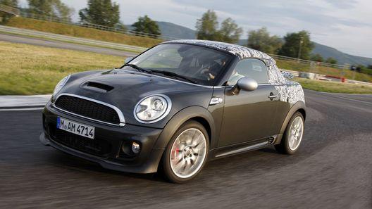 Купе Mini Cooper будет доступно с любым мотором бренда