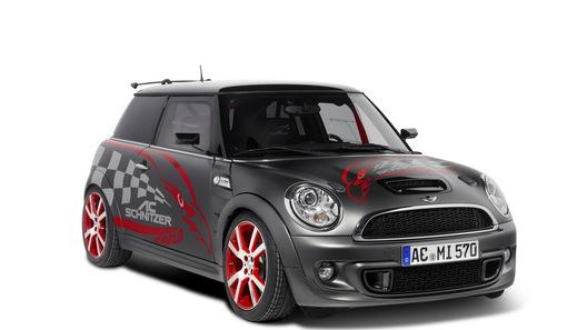 Немцы построили самый быстрый Mini