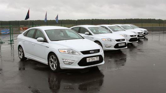 Ford привез в Россию спортивную версию Mondeo
