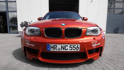 BMW 1 M Coupe получило сразу три варианта апгрейда мотора
