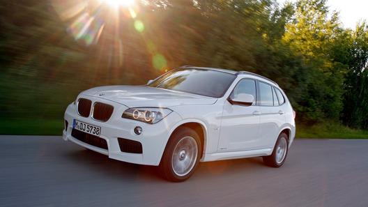 BMW X1 получит два новых турбодвигателя