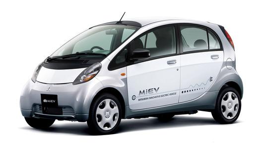 Mitsubishi выпустит бюджетную версию электрокара i-MiEV