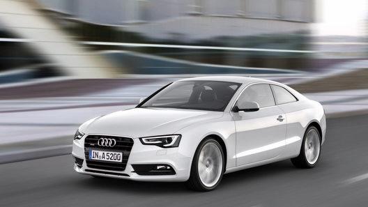 Audi представила обновленную линейку A5