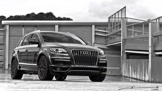 В Project Kahn переодели большой кроссовер Audi Q7