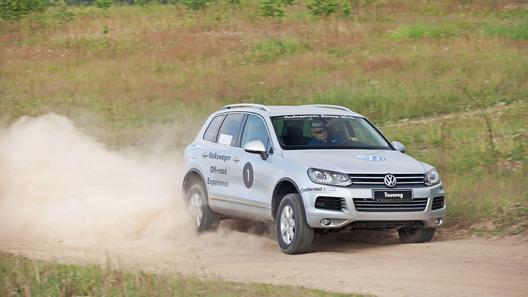 Volkswagen Off-Road Experience сезона 2011