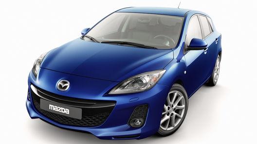 Посвежевшую Mazda3 покажут европейцам