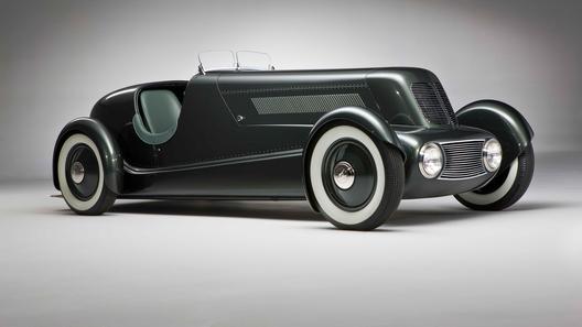 Уникальный концепт 1934 года восстановили для выставки